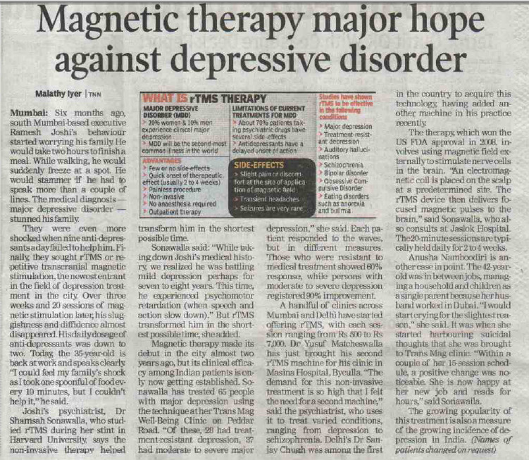 Magnetic Therapy - PEMF India